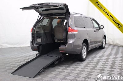 2011 Toyota Sienna Wheelchair Van For Sale -- Thumb #1