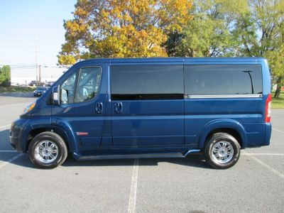 Blue Ram ProMaster Cargo image number 2