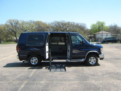 d2dc5e5ed9e529 Wheelchair Van - Used 2011 Ford Econoline 5BDB14230A - MobilityWorks