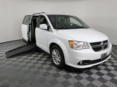 New Wheelchair Van for Sale - 2019 Dodge Grand Caravan SXT Wheelchair Accessible Van VIN: 2C4RDGCG7KR632757
