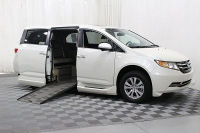 2016 Honda Odyssey Wheelchair Van For Sale