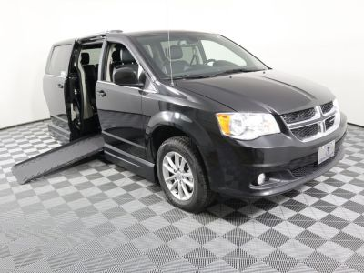 New Wheelchair Van for Sale - 2019 Dodge Grand Caravan SXT Wheelchair Accessible Van VIN: 2C4RDGCGXKR619033