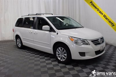2012 Volkswagen Routan Wheelchair Van For Sale