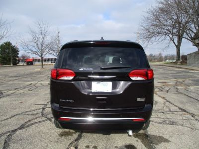 Wheelchair Van - New 2019 Chrysler Pacifica KR522355 ...