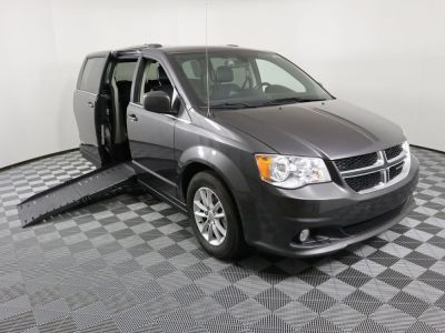 Handicap Van for Sale - 2019 Dodge Grand Caravan SXT Wheelchair Accessible Van VIN: 2C4RDGCGXKR693746