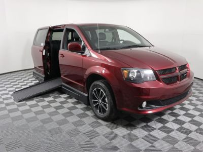 New Wheelchair Van for Sale - 2019 Dodge Grand Caravan GT Wheelchair Accessible Van VIN: 2C4RDGEG2KR578734