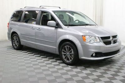 New Wheelchair Van for Sale - 2017 Dodge Grand Caravan SXT Wheelchair Accessible Van VIN: 2C4RDGCG1HR790679