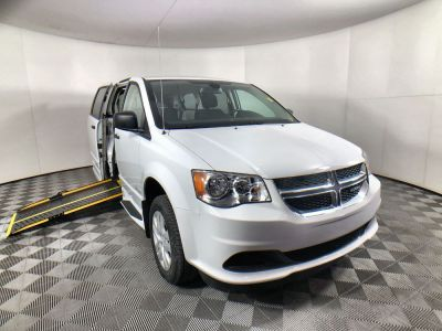 Handicap Van for Sale - 2019 Dodge Grand Caravan SE Wheelchair Accessible Van VIN: 2C4RDGBG4KR596334