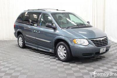 Used 2005 Chrysler Town & Country Touring Wheelchair Van