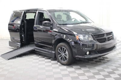 New Wheelchair Van for Sale - 2018 Dodge Grand Caravan GT Wheelchair Accessible Van VIN: 2C4RDGEG5JR221448
