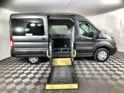 Used Wheelchair Van for Sale - 2019 Ford Transit Passenger 150 Wheelchair Accessible Van VIN: 1FMZK1CM9KKA30879