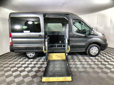 Used Wheelchair Van for Sale - 2019 Ford Transit Passenger 150 Wheelchair Accessible Van VIN: 1FMZK1CM9KKA30879