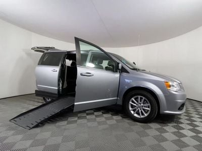 New Wheelchair Van for Sale - 2019 Dodge Grand Caravan SXT Wheelchair Accessible Van VIN: 2C4RDGCG3KR621187