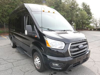 New Wheelchair Van for Sale - 2020 Ford Transit Passenger High Roof HD 350 HD XLT - 15 Wheelchair Accessible Van VIN: 1FBVU4X84LKA15689