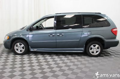 2007 Dodge Grand Caravan Wheelchair Van For Sale -- Thumb #16
