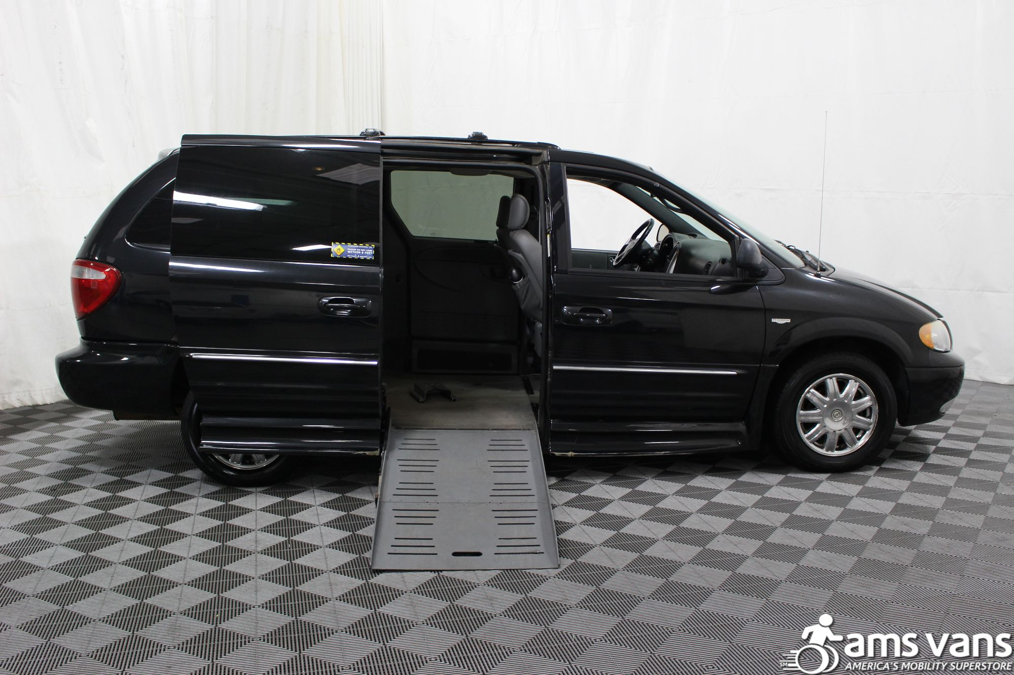 2004 Chrysler Town and Country Touring Wheelchair Van For Sale #2