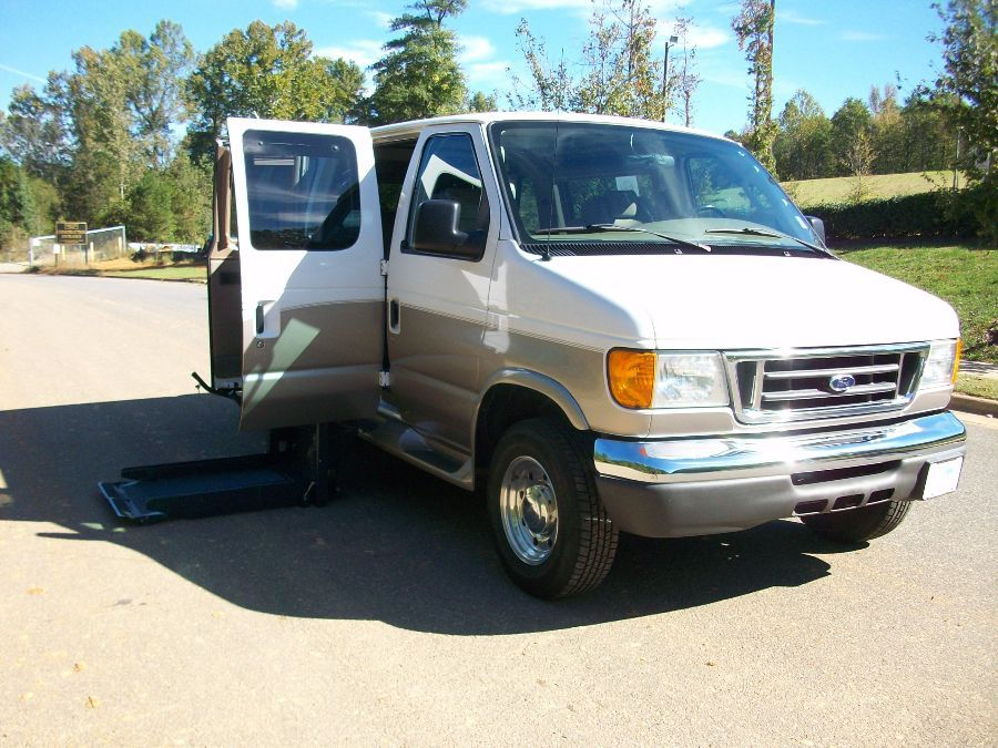 Wheelchair Vans In Charlotte Nc Mobilityworks