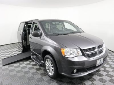Handicap Van for Sale - 2018 Dodge Grand Caravan SXT Wheelchair Accessible Van VIN: 2C4RDGCG4JR223937