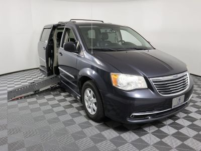 Used Wheelchair Van for Sale - 2013 Chrysler Town & Country Touring Wheelchair Accessible Van VIN: 2C4RC1BG1DR594673