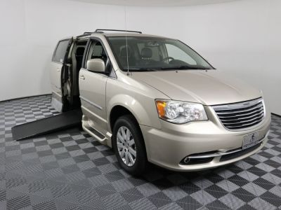 Used Wheelchair Van for Sale - 2013 Chrysler Town & Country Touring Wheelchair Accessible Van VIN: 2C4RC1BGXDR776405