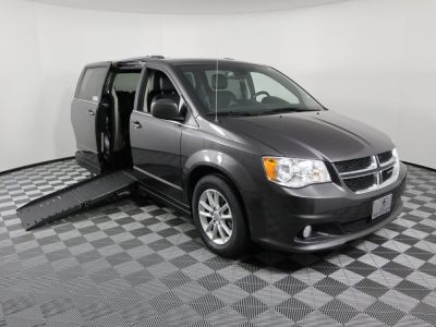 New Wheelchair Van for Sale - 2019 Dodge Grand Caravan SXT Wheelchair Accessible Van VIN: 2C4RDGCG9KR724260