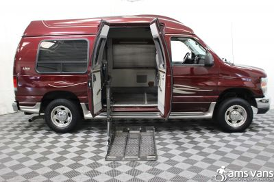 2011 Ford E-Series Wheelchair Van For Sale