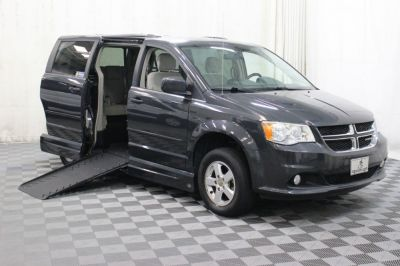 Used Wheelchair Van for Sale - 2011 Dodge Grand Caravan Crew Wheelchair Accessible Van VIN: 2D4RN5DG1BR770667