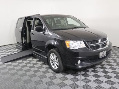 New Wheelchair Van for Sale - 2019 Dodge Grand Caravan SXT Wheelchair Accessible Van VIN: 2C4RDGCG0KR519622