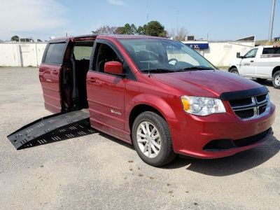 Wheelchair Vans For Sale Used 2014 Dodge Grand Caravan