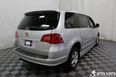 2010 Volkswagen Routan Wheelchair Van For Sale -- Thumb #13