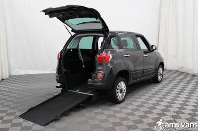 2014 FIAT 500L Wheelchair Van For Sale