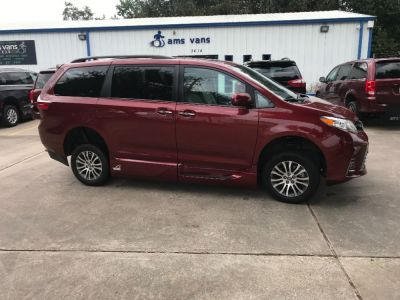 New Wheelchair Van for Sale - 2020 Toyota Sienna XLE Wheelchair Accessible Van VIN: 5TDYZ3DCXLS027643