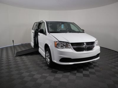 Handicap Van for Sale - 2019 Dodge Grand Caravan SE GOV-SE Wheelchair Accessible Van VIN: 2C7WDGBG0KR784404