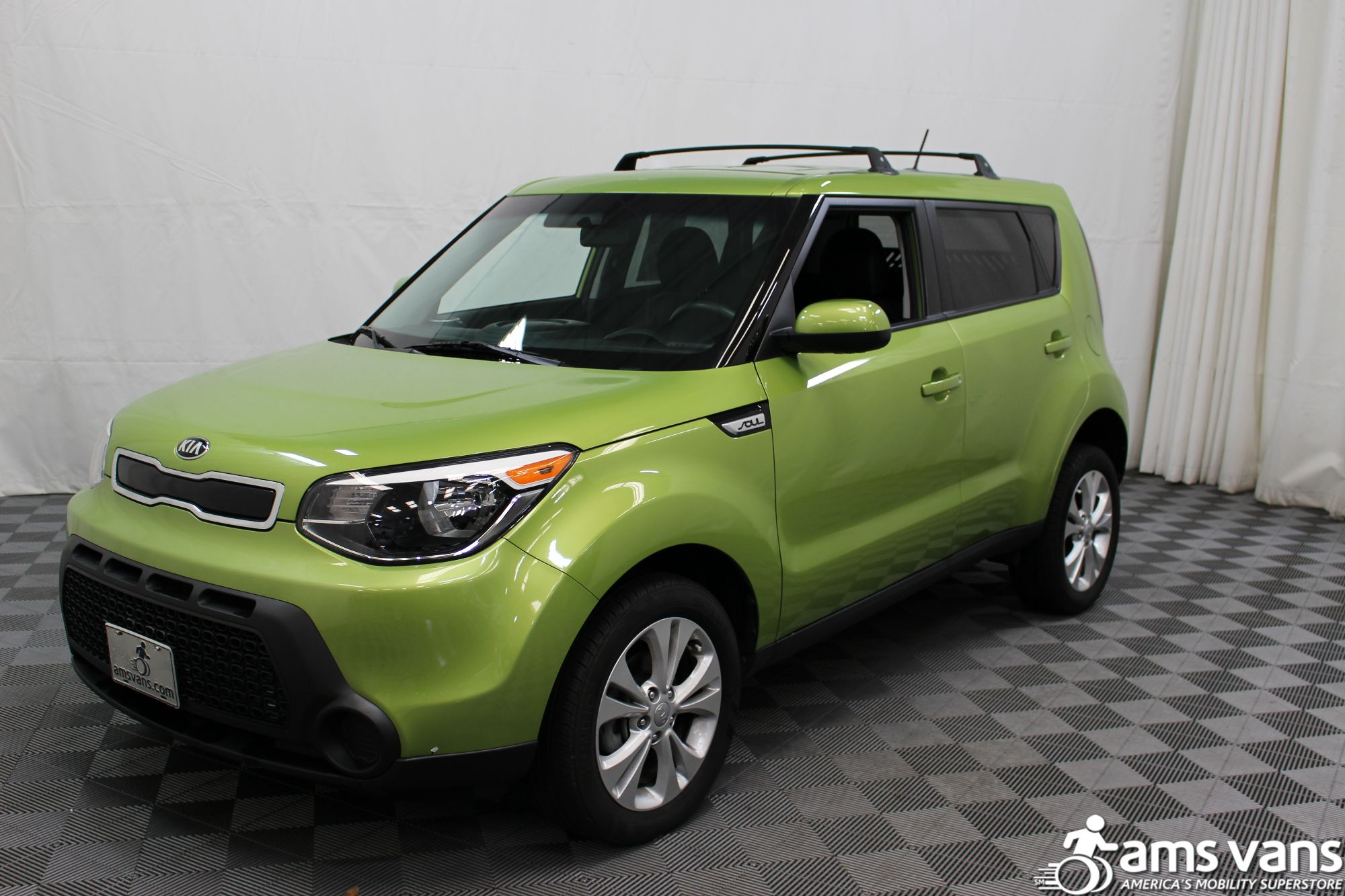 2015 Kia Soul + Wheelchair Van For Sale #13