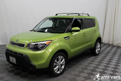 2015 Kia Soul Wheelchair Van For Sale -- Thumb #13