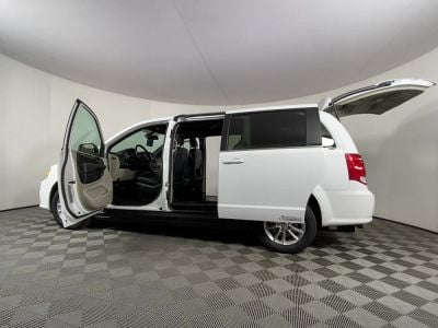 New Wheelchair Van for Sale - 2019 Dodge Grand Caravan SXT Wheelchair Accessible Van VIN: 2C4RDGCG7KR716447