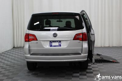 2010 Volkswagen Routan Wheelchair Van For Sale -- Thumb #4