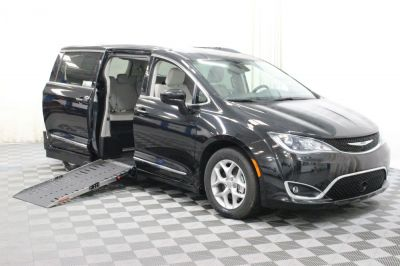 New Wheelchair Van for Sale - 2017 Chrysler Pacifica Touring-L Plus Wheelchair Accessible Van VIN: 2C4RC1EG2HR597826