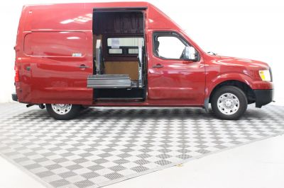 2016 Nissan NV Cargo Wheelchair Van For Sale