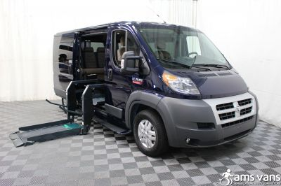 Used 2015 Ram ProMaster 1500 136 WB Wheelchair Van