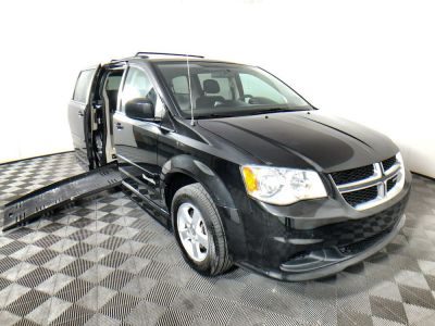 Used Wheelchair Van for Sale - 2012 Dodge Grand Caravan SXT Wheelchair Accessible Van VIN: 2C4RDGCG6CR225157