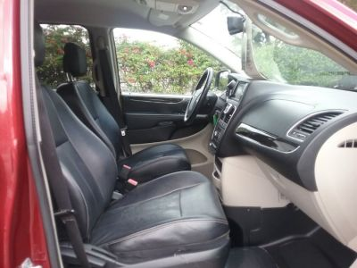Red Chrysler Town and Country image number 14