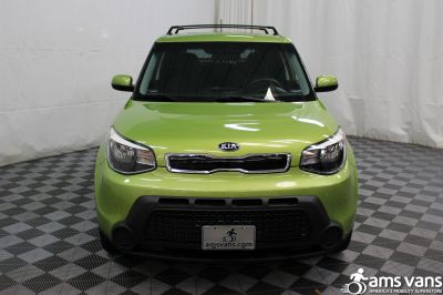 2015 Kia Soul Wheelchair Van For Sale -- Thumb #14