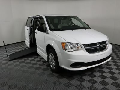 Handicap Van for Sale - 2019 Dodge Grand Caravan SE Wheelchair Accessible Van VIN: 2C7WDGBG7KR784433