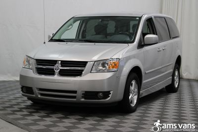 2008 Dodge Grand Caravan Wheelchair Van For Sale -- Thumb #16
