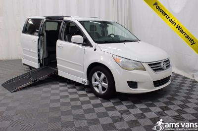 Used 2011 Volkswagen Routan SE Wheelchair Van