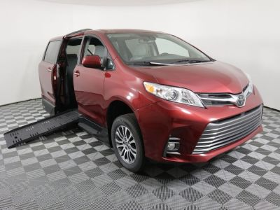 New Wheelchair Van for Sale - 2020 Toyota Sienna XLE Wheelchair Accessible Van VIN: 5TDYZ3DC5LS064017
