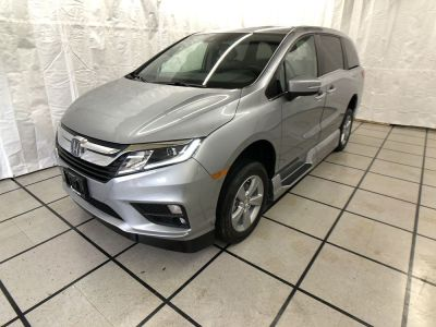 New Wheelchair Van for Sale - 2020 Honda Odyssey EX-L Wheelchair Accessible Van VIN: 5FNRL6H76LB064004