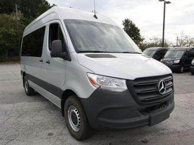 Handicap Van for Sale - 2019 Mercedes-Benz Sprinter Passenger 2500 Wheelchair Accessible Van VIN: WDZPF0CD5KP117496