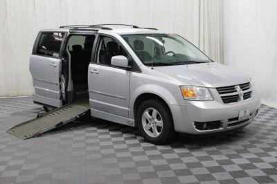 Used Wheelchair Van for Sale - 2010 Dodge Grand Caravan SXT Wheelchair Accessible Van VIN: 2D4RN5D11AR316705